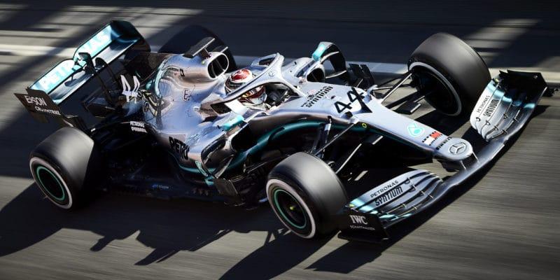 Hamilton nemá pro letošní pneumatiky příliš vlídných slov