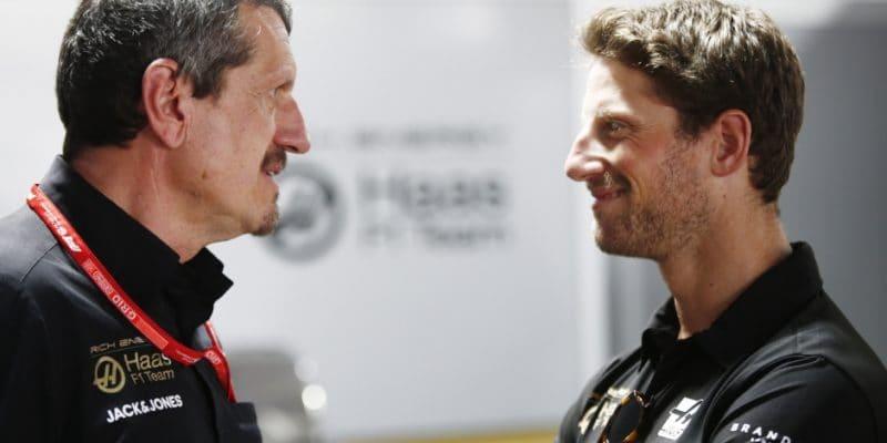 Haas bude vletošní sezóně tlačit nabrzká vylepšení
