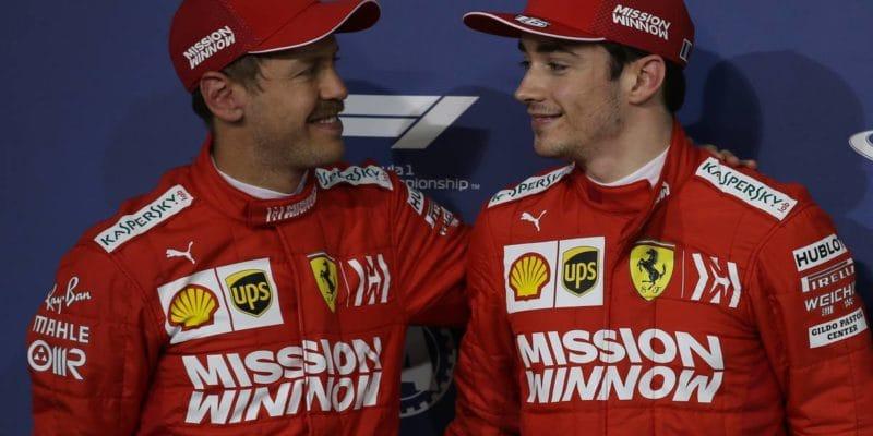 Leclerc poodhalil největší kvality Vettela