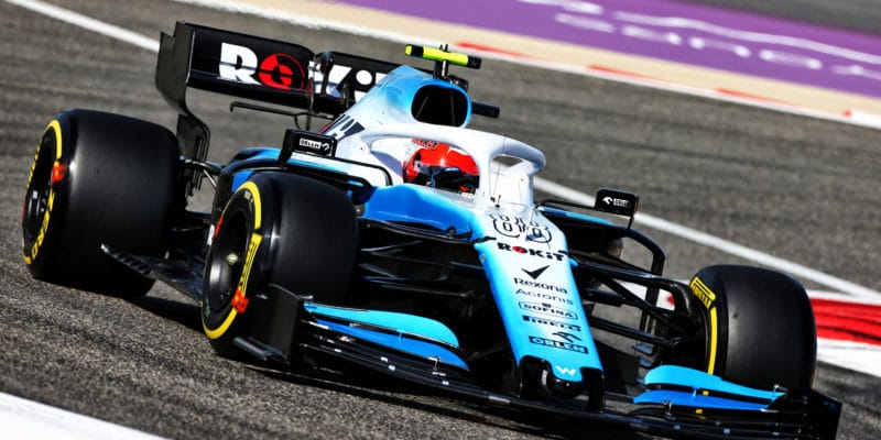 Kubica: Ani nemám pocit, že to auto řídím, jsem jen pasažér