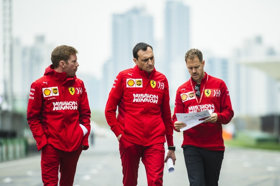 Ferrari nasadilo novou elektrickou řídicí jednotku