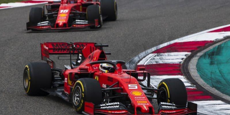 Ferrari přiveze do Baku první vylepšení
