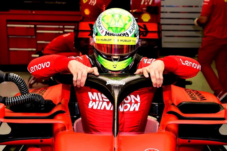 """Schumacher chce do F1 vstoupit jako """"kompletní jezdec"""""""
