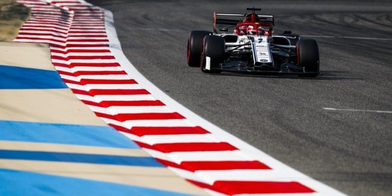 Räikkönen: Následovat jiný vůz F1 je jednodušší