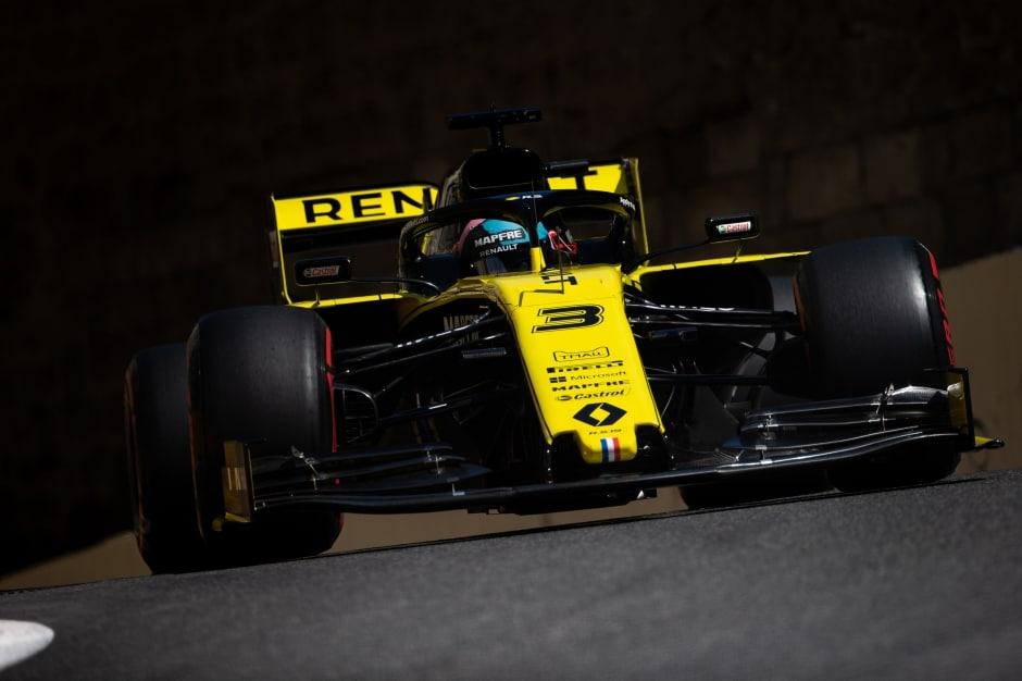 Ricciardo: Tým potřebuje větší kroky v roce 2020