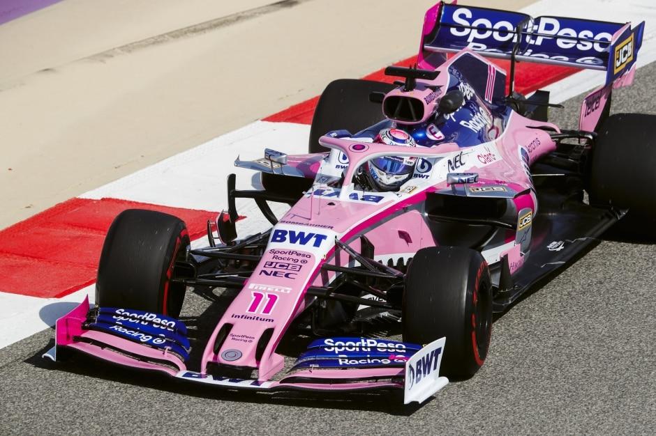 Perez: VC Bahrajnu by měla být pro Racing Point dnem