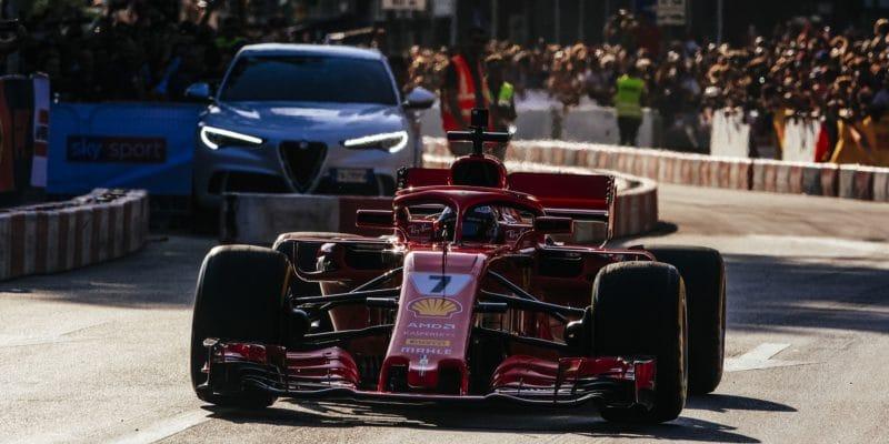 F1 odhalila lokace pro fanouškovské festivaly v roce 2019
