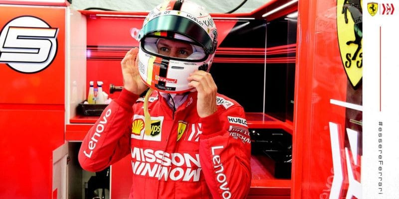 Vettel: F1 nepotřebuje přidávat další městské okruhy