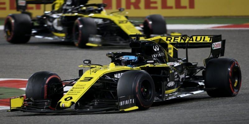 Ricciardo oHülkenbergovi: Očekávám tvrdý souboj sjedním znejlepších jezdců