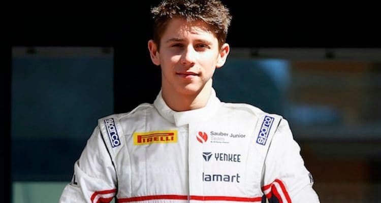 Leclercův bratr Arthur novým členem juniorky Sauberu