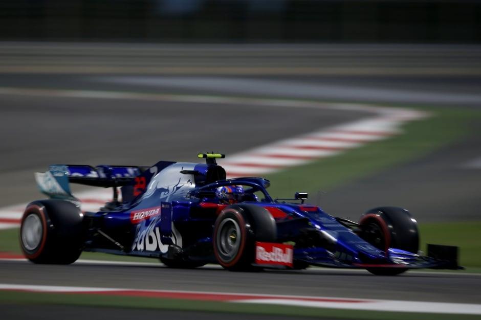 Tost: Albon bude velmi úspěšný jezdec Formule1