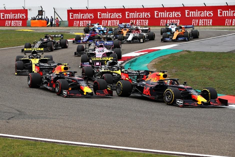 F1 je otevřena novému datu VC Číny