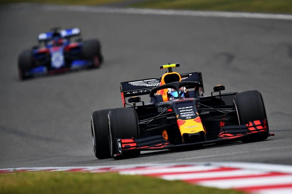 Red Bull a Toro Rosso obdrží v Baku vylepšené motory Honda