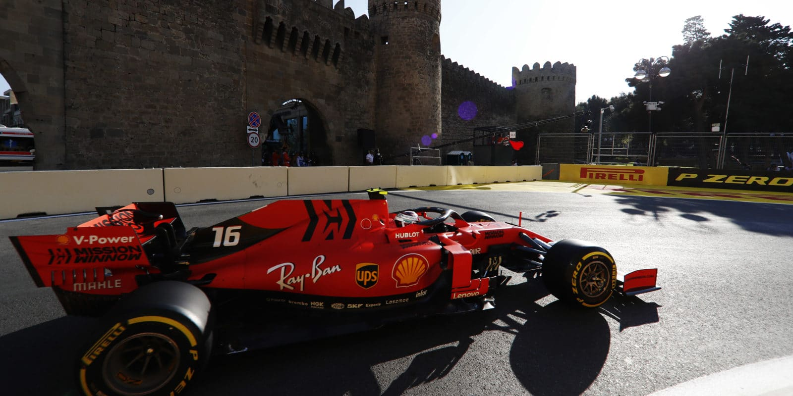 Mission Winnow se v Japonsku vrátí k Ferrari