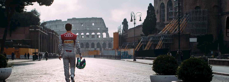 Shakedown předePrix Římu