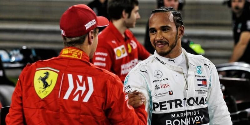 Vettel ani Hamilton nevylučuje odchod zFormule1