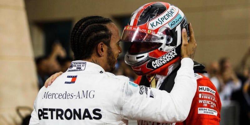 Leclerc si vítězství zasloužil, shoduje secelý paddock F1