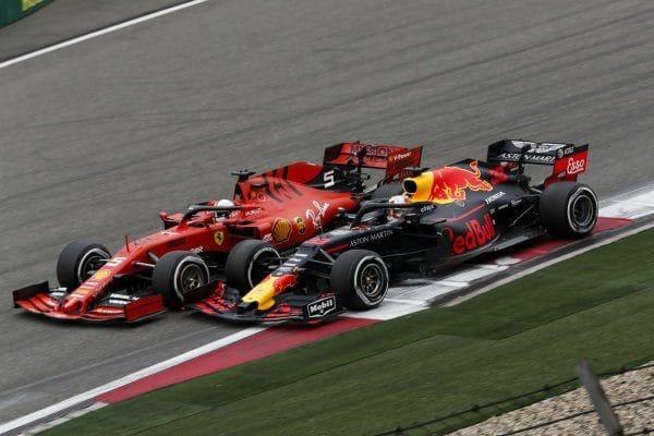 Vettel je ipřes zisk pódia zklamaný