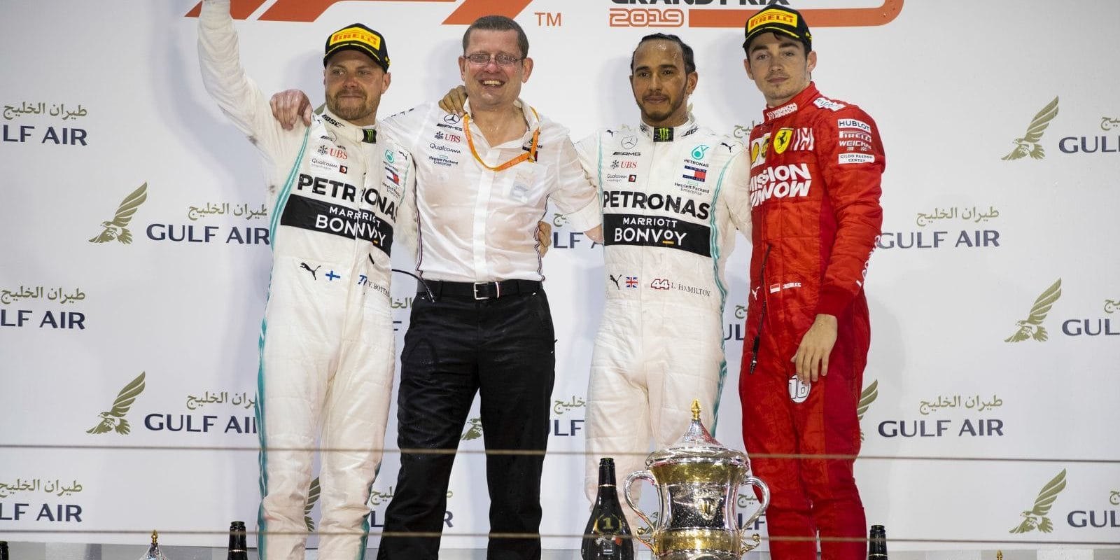 Velká cena Bahrajnu 2019