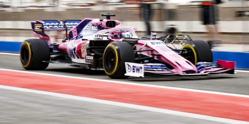 Racing point začne využívat větrný tunel Mercedesu