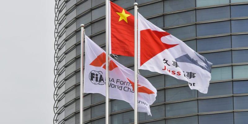 F1 zkoumá možnosti druhého čínského závodu ve městě