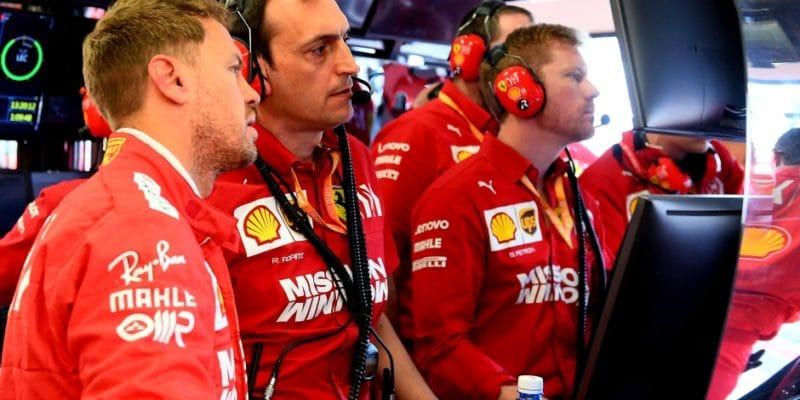 Ferrari nasadí v Barceloně novou specifikaci motoru