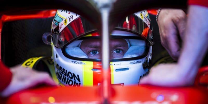 Vettel: Zatím nevyužívám svůj potenciál naplno