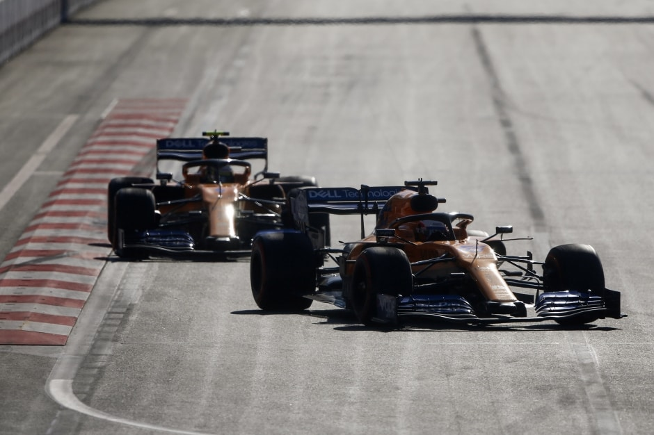 Sainz: McLaren se pořád musí zlepšit ve všech oblastech