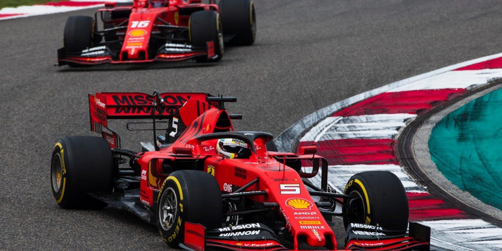 Ferrari doufá, že si ponechá právo veta i po roce 2020