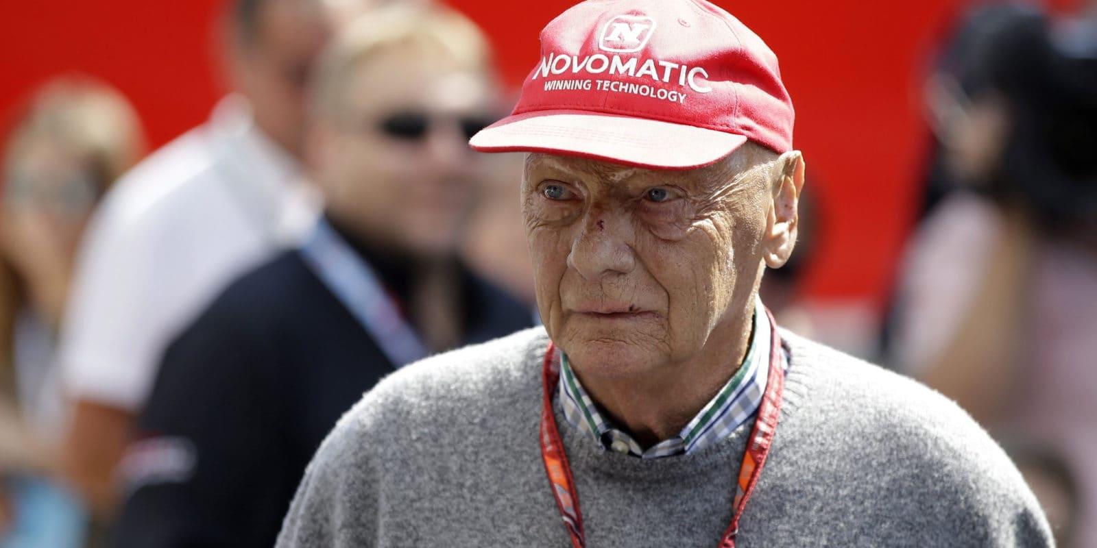 Niki Lauda jmenován Osobností roku