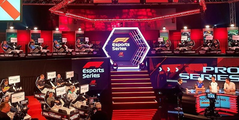 Ferrari vstupuje do F1 Esports Series