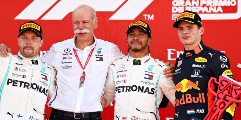 Verstappen: Nejsme favority pro Monako, Mercedes má navrch všude