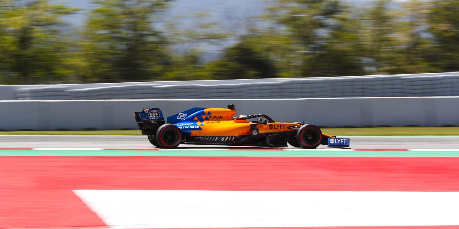 McLaren by mohl mít v Monaku problém, naznačila Barcelona