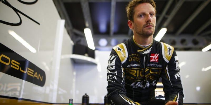 Grosjean: Stále máme nejrychlejší auto ze středu pole