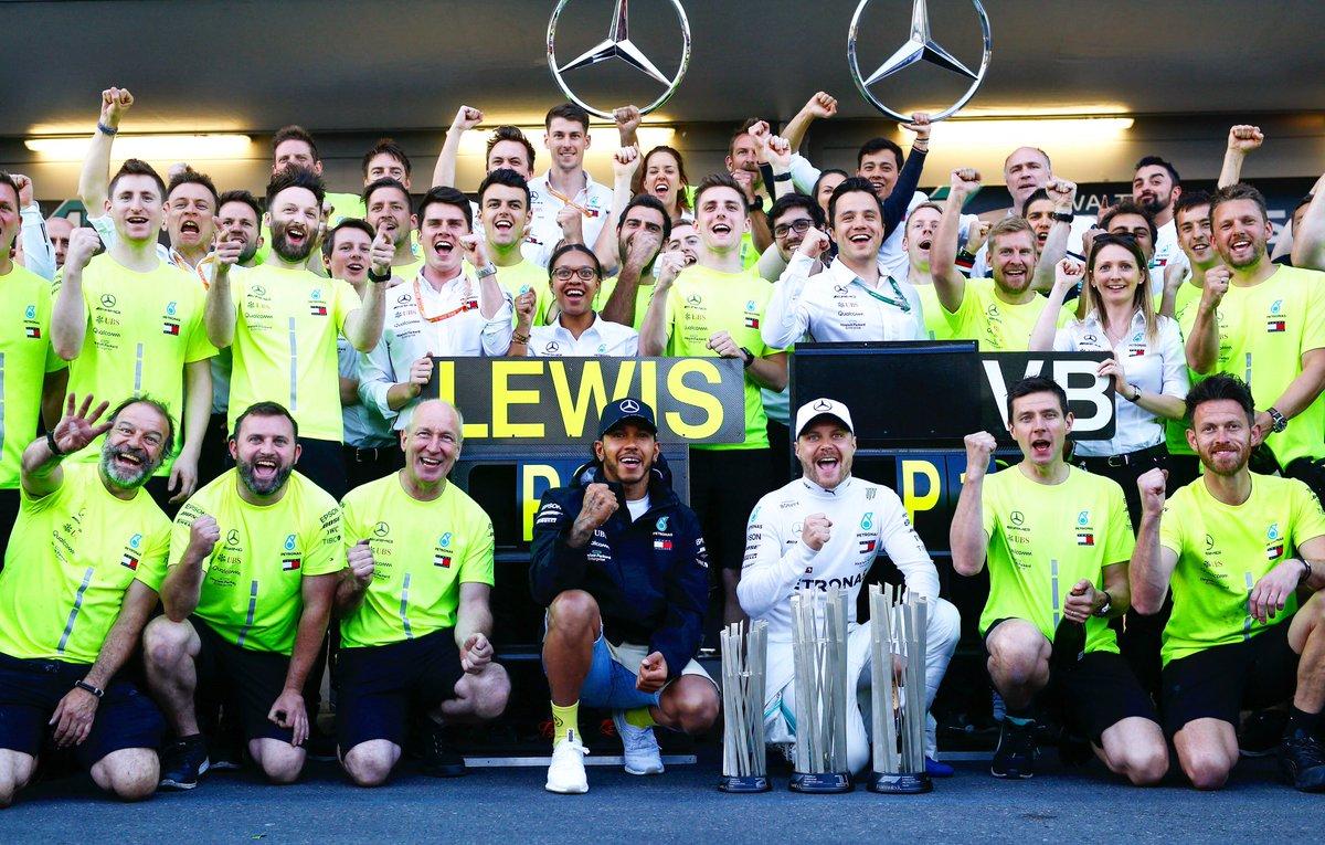 Stříbro je pravé zlato, říká Brawn o Mercedesu