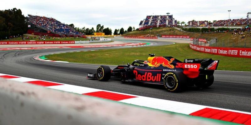 Verstappen: Nejsem tu, abych sekvalifikoval načtvrtém místě