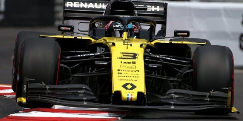 Ricciardovi pomohlo vkvalifikaci odvážné nastavení