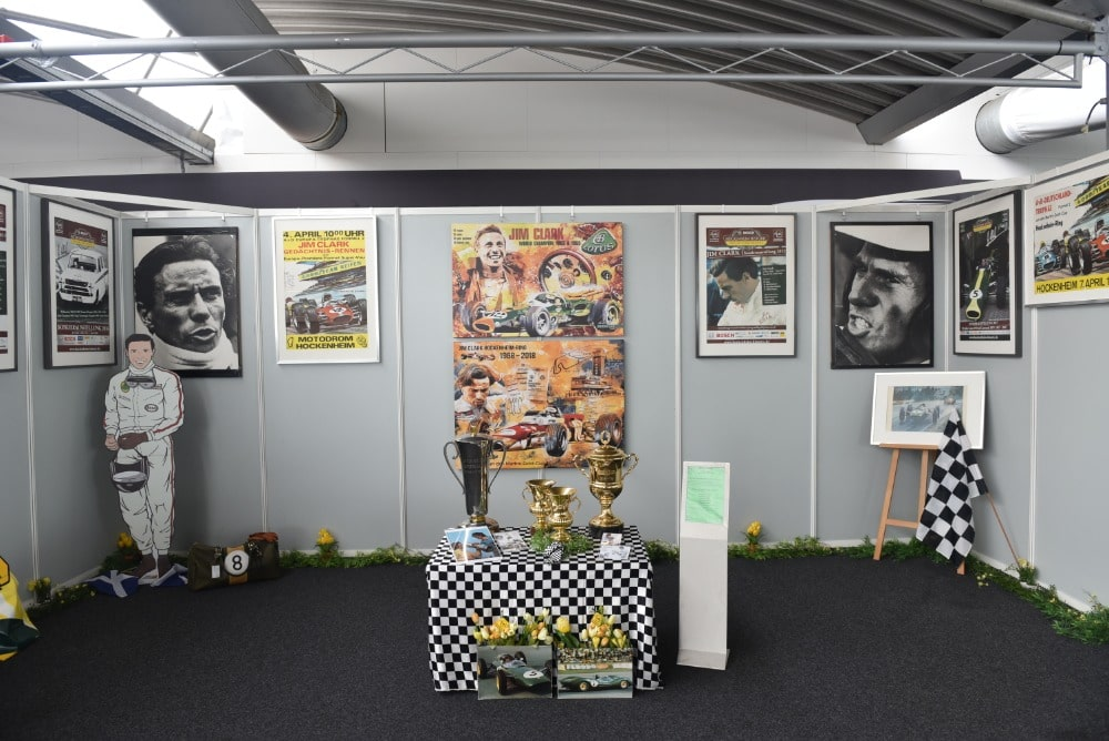 Jim Clark revival 2019