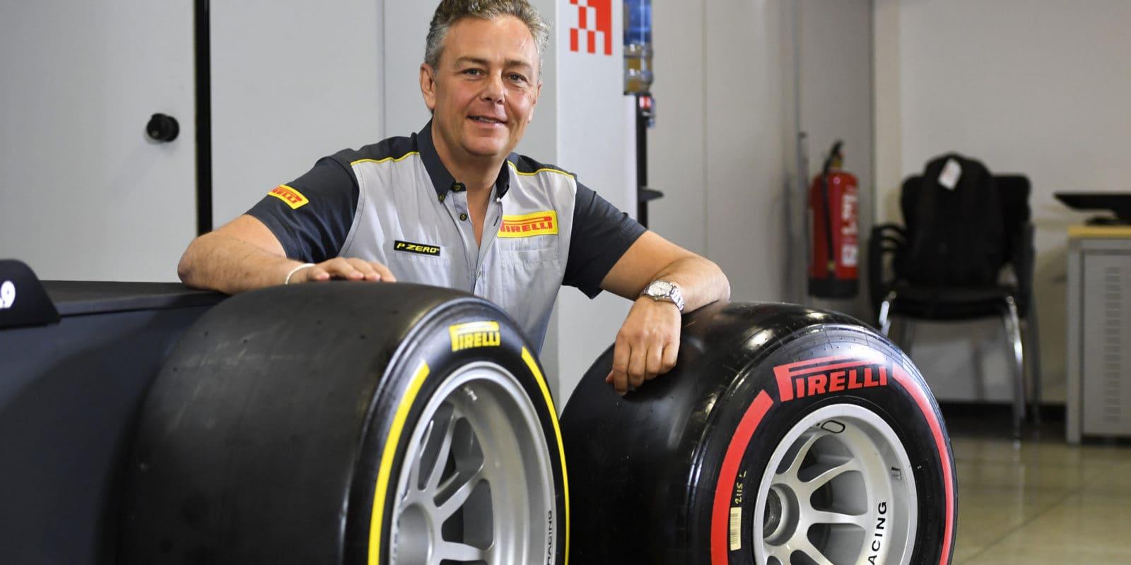 Pirelli: Chlad nepomohl testu pneumatik pro rok 2020