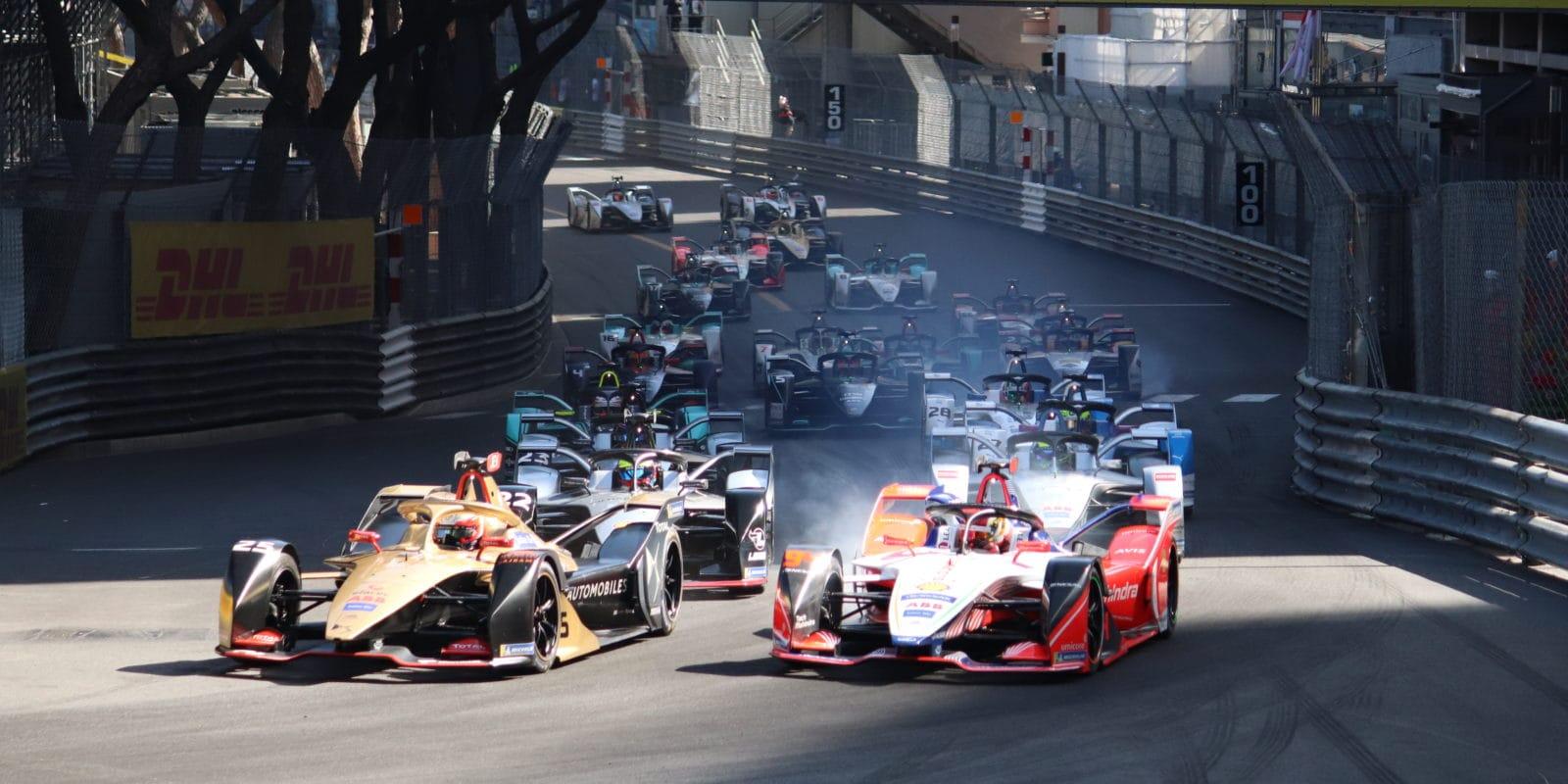 Vergne zvítězil v Monaku