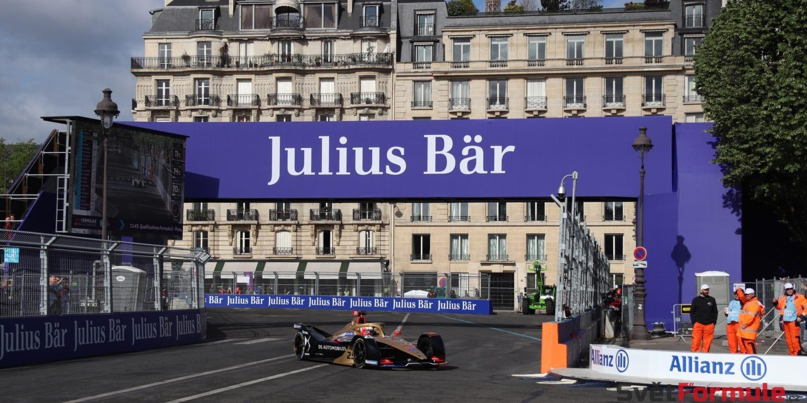 Budapešť bude možná brzy hostit Formuli E