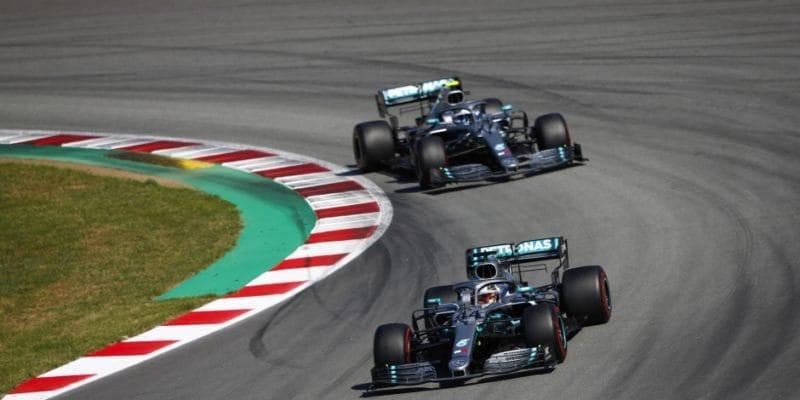 Bylo nemožné překonat Hamiltonův čas, řekl Bottas