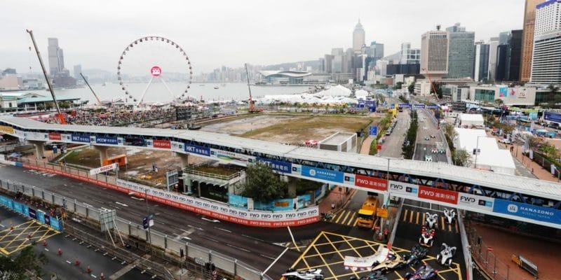 Hong Kong si udržel závod FE do další sezóny