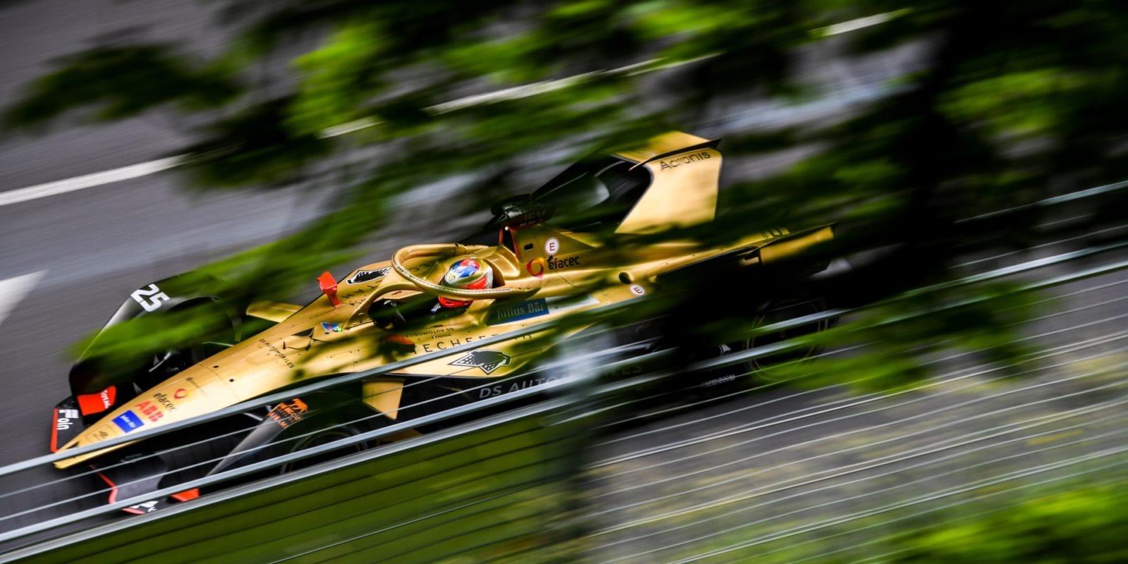 Vergne ovládl bláznivý závod v Bernu