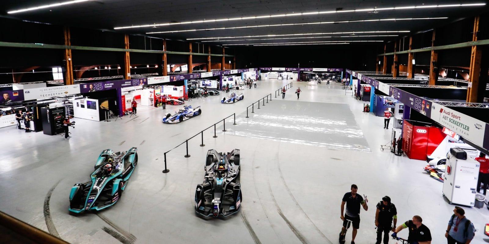 Závod v Bernu provázely organizační komplikace