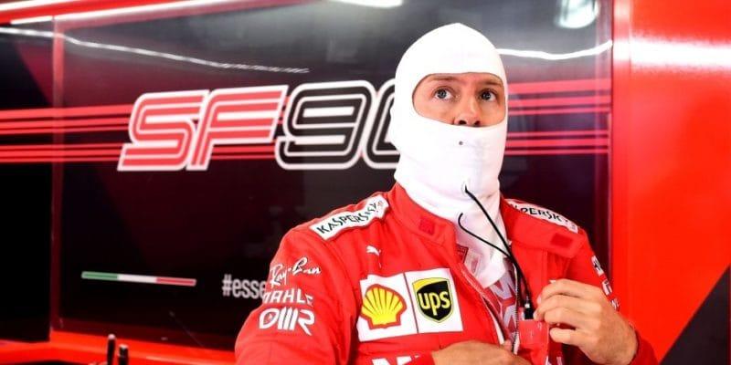 Ferrari neuspělo, Vettel zůstává vKanadě druhý