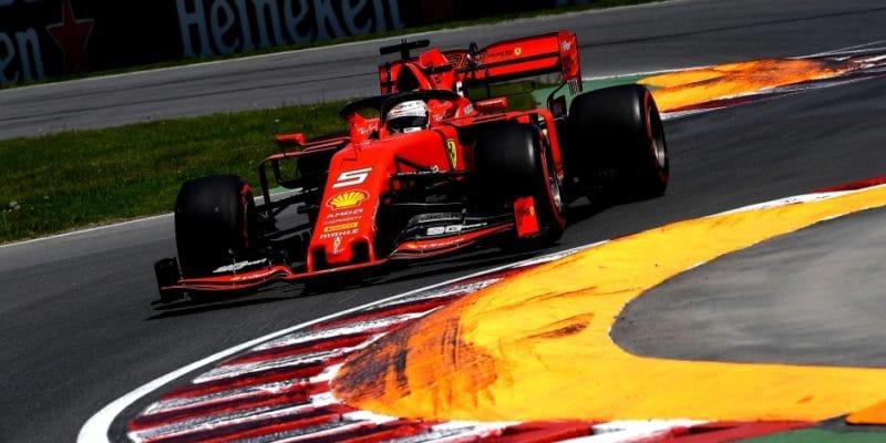 Ferrari obětuje rychlost narovinkách zalepší přítlak