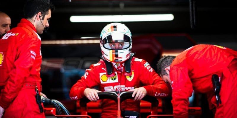 Ferrari oficiálně podalo žádost na přezkoumání trestu