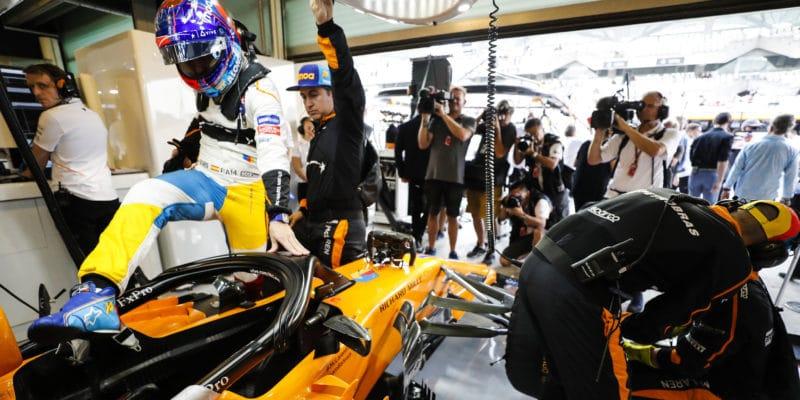 McLaren už Alonsa vautě nepotřebuje, nasadit ho neplánuje
