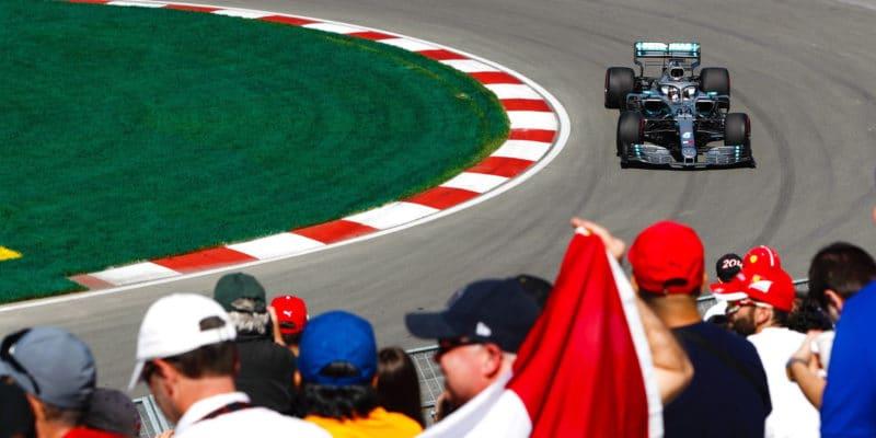 Mercedes vládne dál, vKanadě zahájil nejrychleji Hamilton